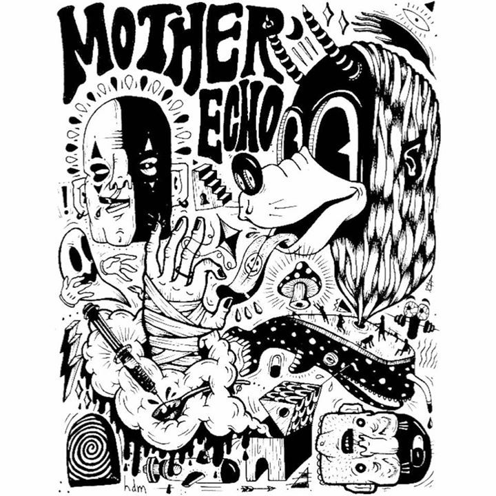 Mother Echo @ Old Towne Pub - Pasadena, CA