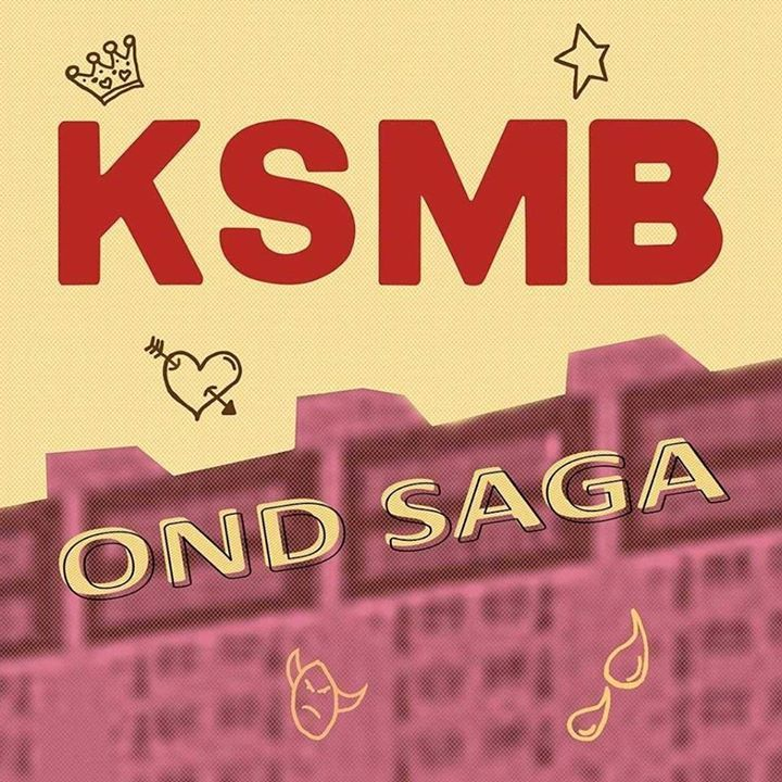 KSMB Officiella Tour Dates