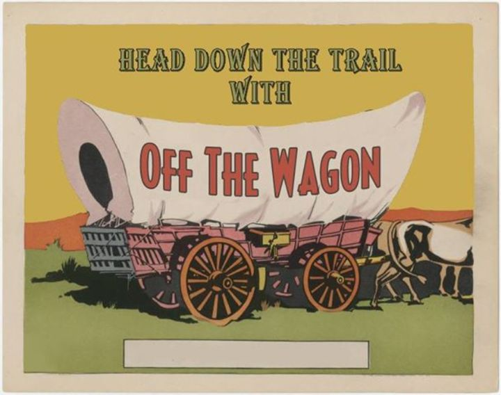 OFF THE WAGON BAND Tour Dates