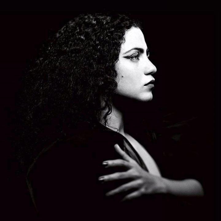 Emel Mathlouthi @ Theaterspaktakel - Zurich, Switzerland