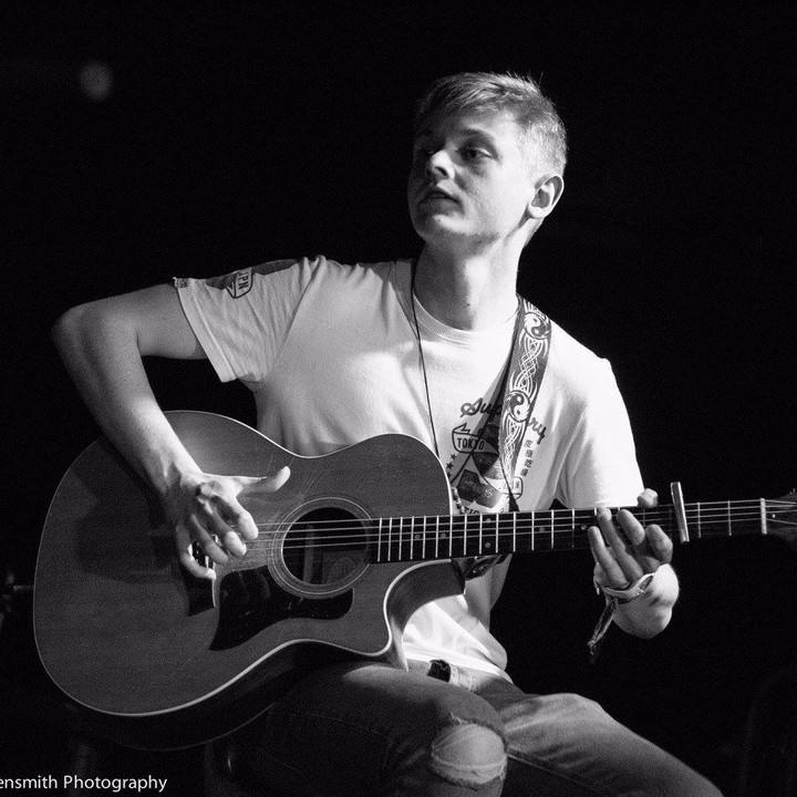 Liam Johnson Music @ Royal Scottish Academy - Edinburgh, United Kingdom