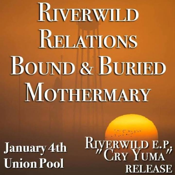 Riverwild Tour Dates