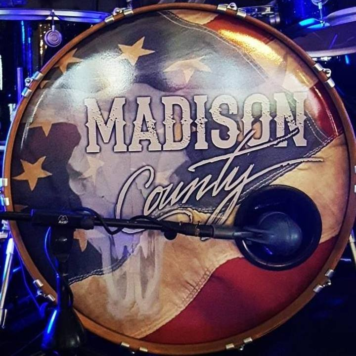 Madison County Tour Dates