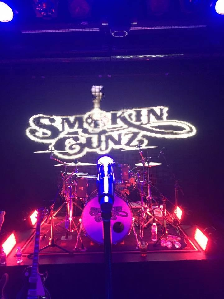 Smokin Gunz @ Gippers II - Coal City, IL