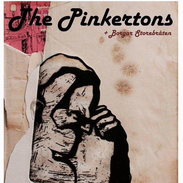 The Pinkertons Tour Dates