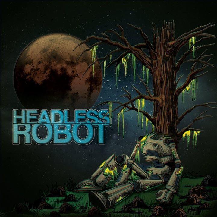 Headless Robot Tour Dates