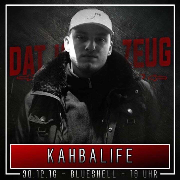 Kahbalife Tour Dates
