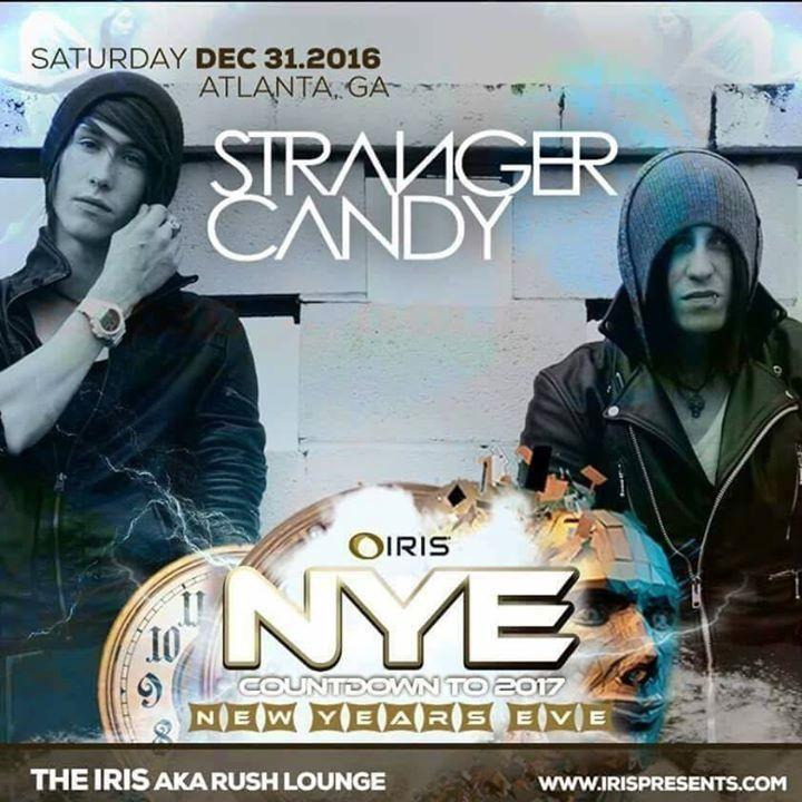 Stranger Candy Tour Dates