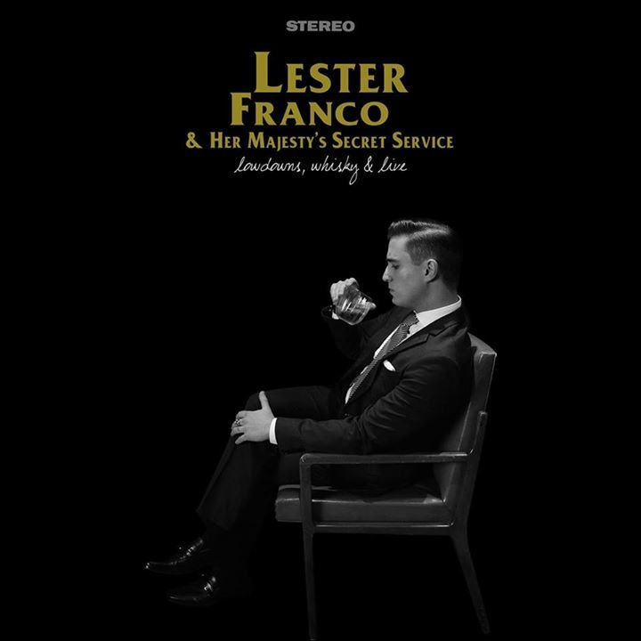 Lester Franco & Her Majesty's Secret Service Tour Dates