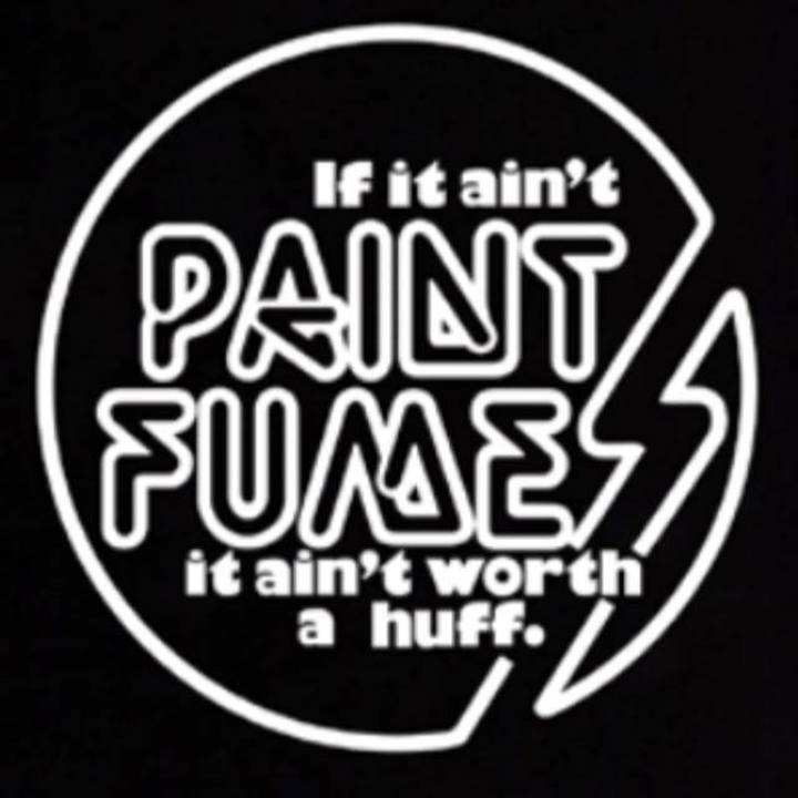 Paint Fumes Tour Dates