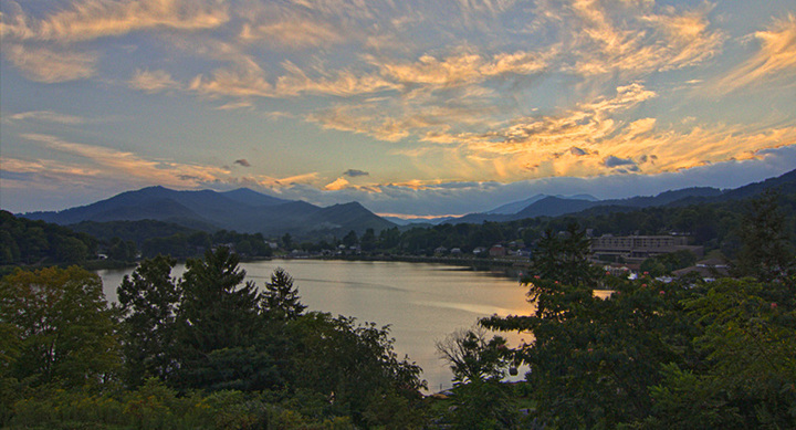 Balsam Range @ Lake Junaluska Conference and Retreat Center - Lake Junaluska, NC