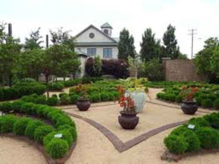 Balsam Range @ Ciener Botanical Gardens - Kernersville, NC