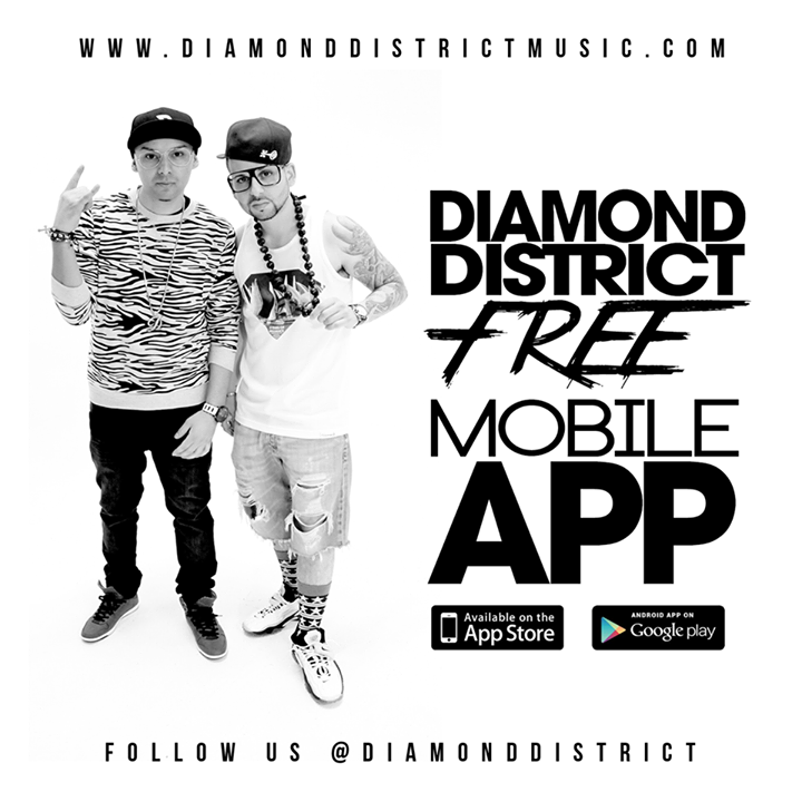 Diamond District Tour Dates