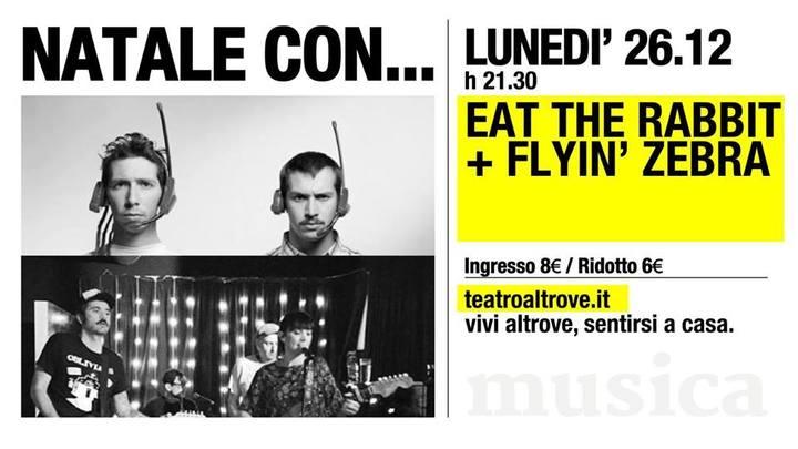 Flyin' Zebra @ Altrove - Teatro della Maddalena - Genova, Italy
