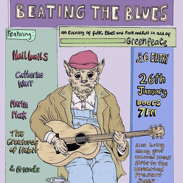 MARTIN PLOCK @ Blues Bar - Harrogate, United Kingdom