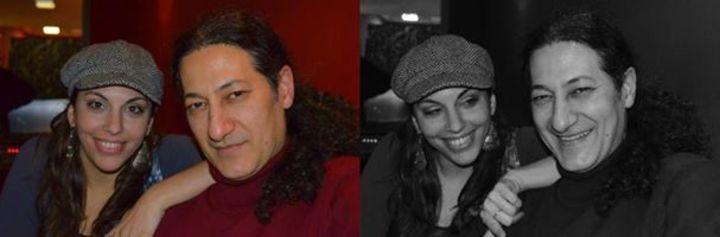 María Elía & Daniel Messina Duo @ Melva Mode | Café - Stuttgart, Germany
