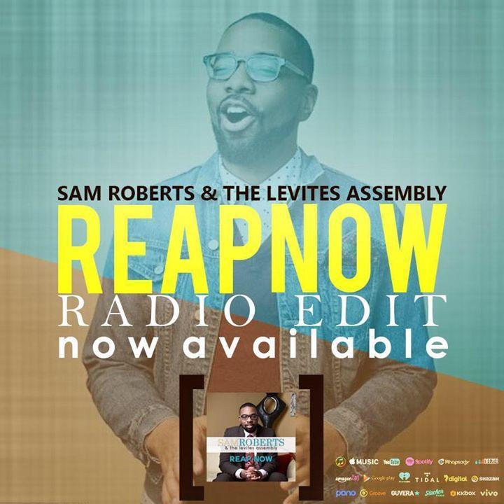 Sam Roberts & The Levites Assembly Tour Dates