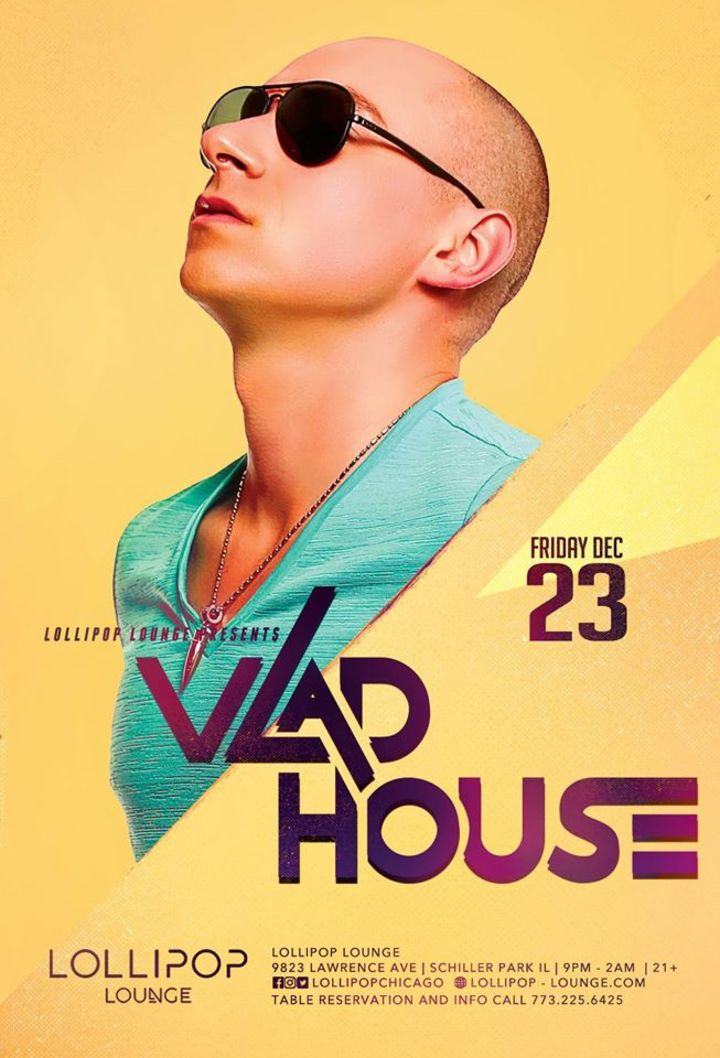 Vlad House Tour Dates