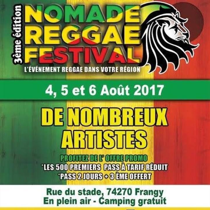 Festival Reggae de Bergerac officiel Tour Dates
