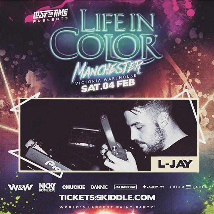 L-Jay Tour Dates
