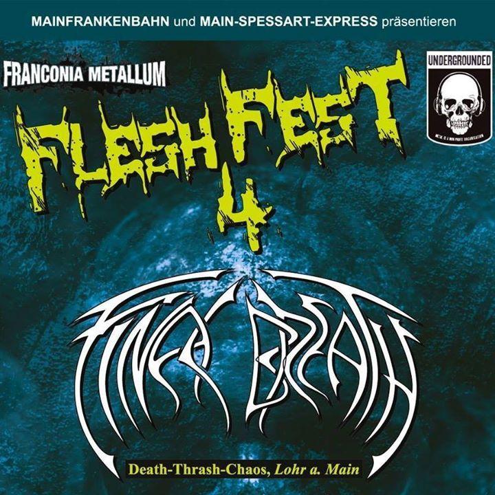 Final Breath Tour Dates
