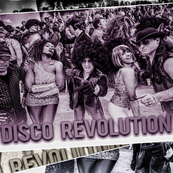 Disco Revolution Tour Dates