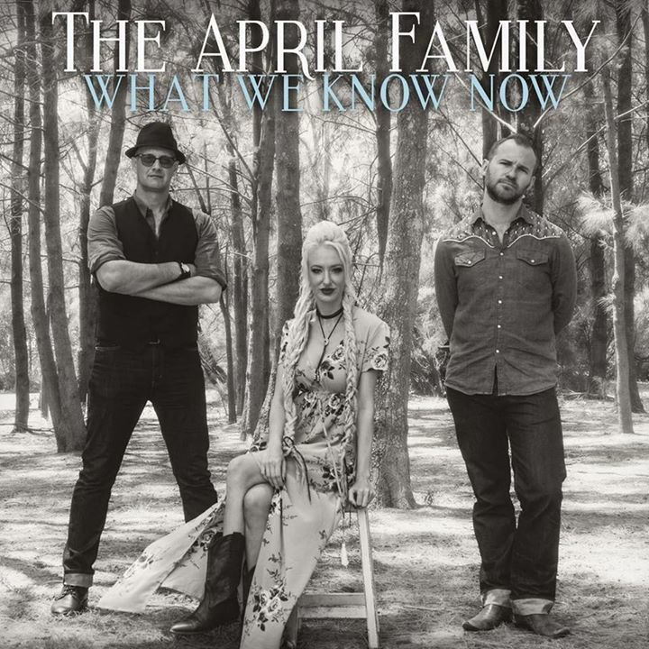 The April Family Tour Dates