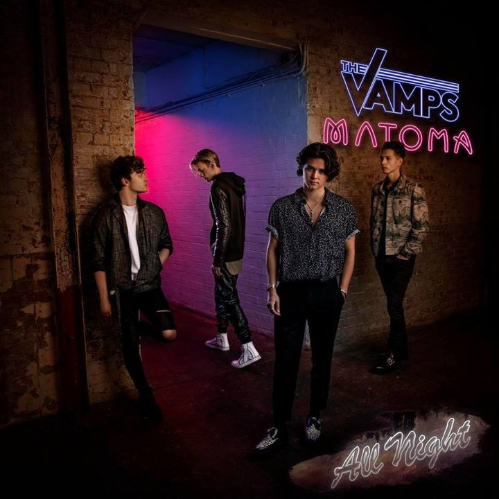 The Vamps @ Motorpoint Arena Cardiff - Cardiff, United Kingdom