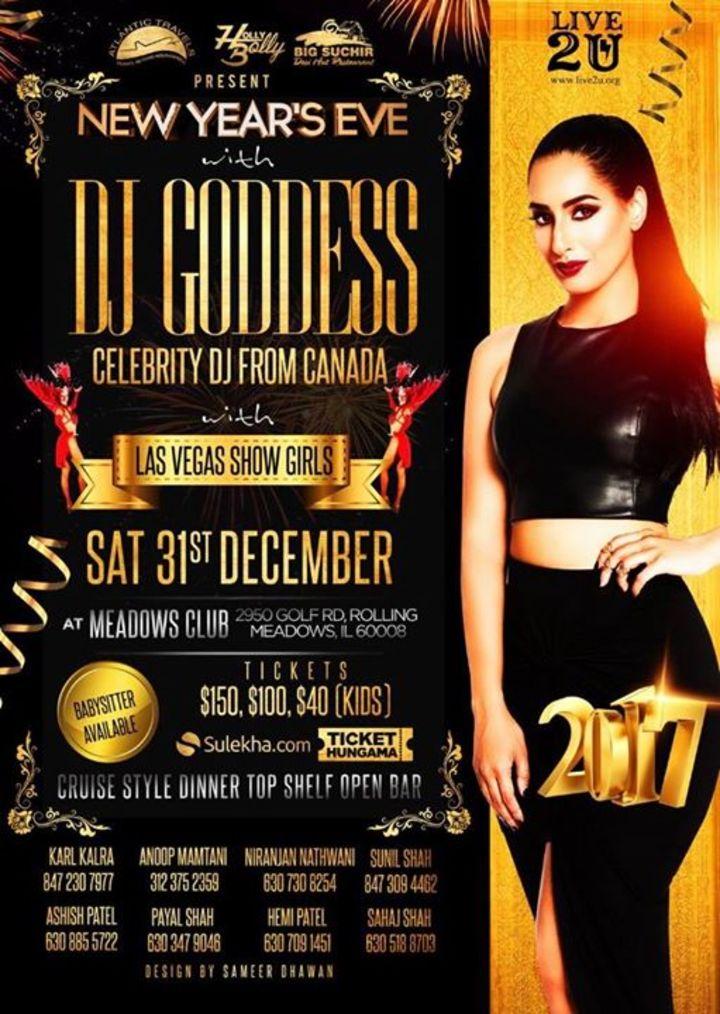 DJ Goddess Tour Dates