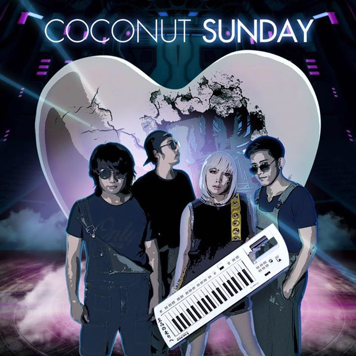 CoconutSunday Tour Dates