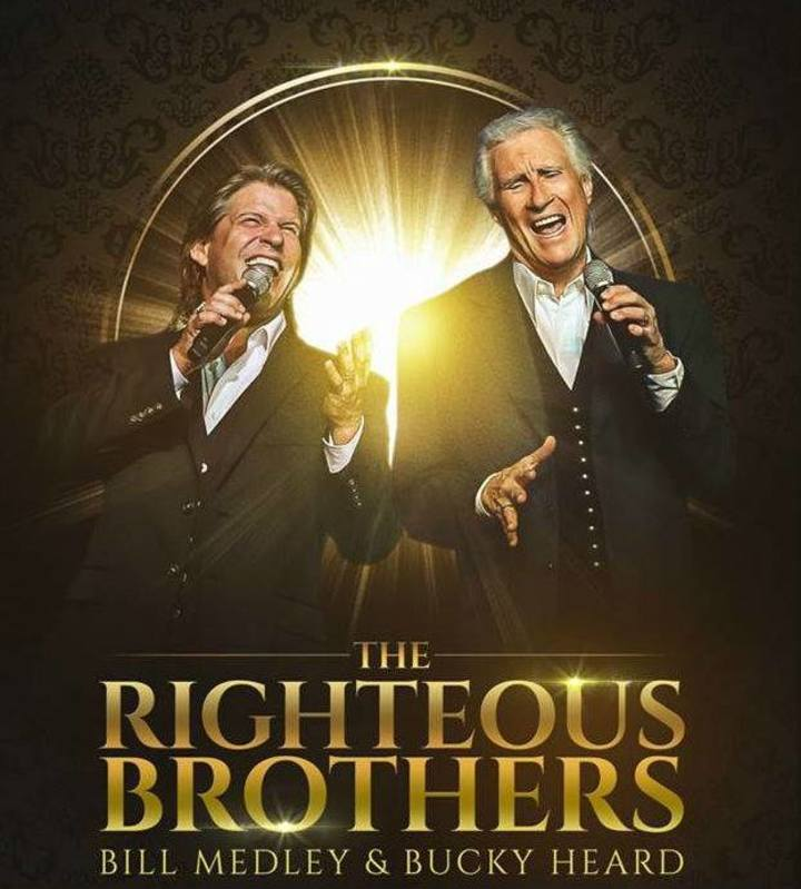 The Righteous Brothers @ Harrah's Cabaret at Harrah's Las Vegas - Las Vegas, NV