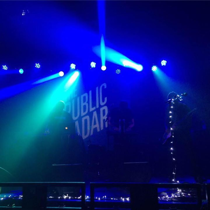 The Public Radar Tour Dates