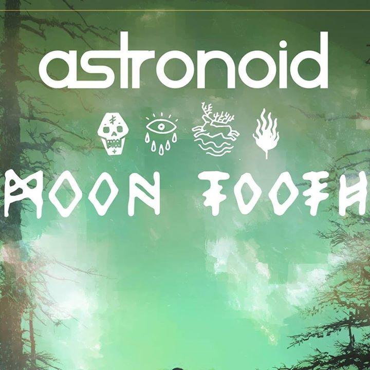Astronoid Tour Dates
