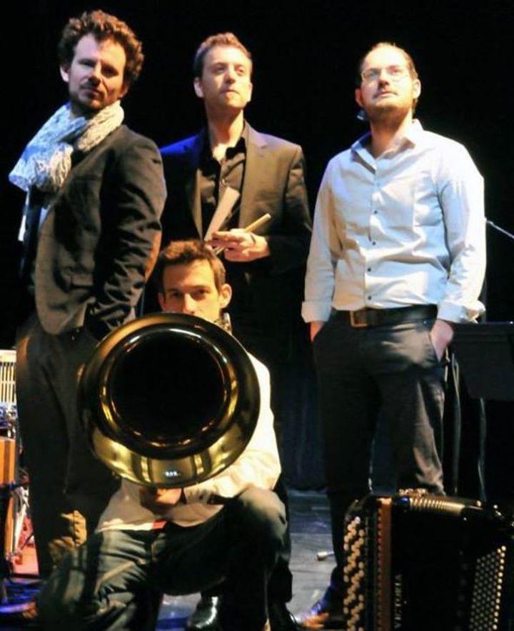 Vidal Joris Quartet Tour Dates