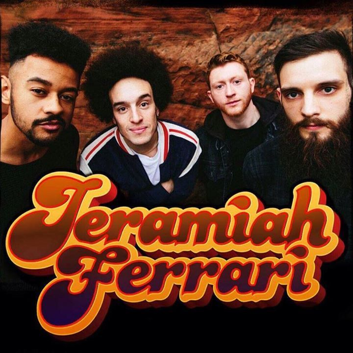 Jeramiah Ferrari @ Magic Garden - London, United Kingdom