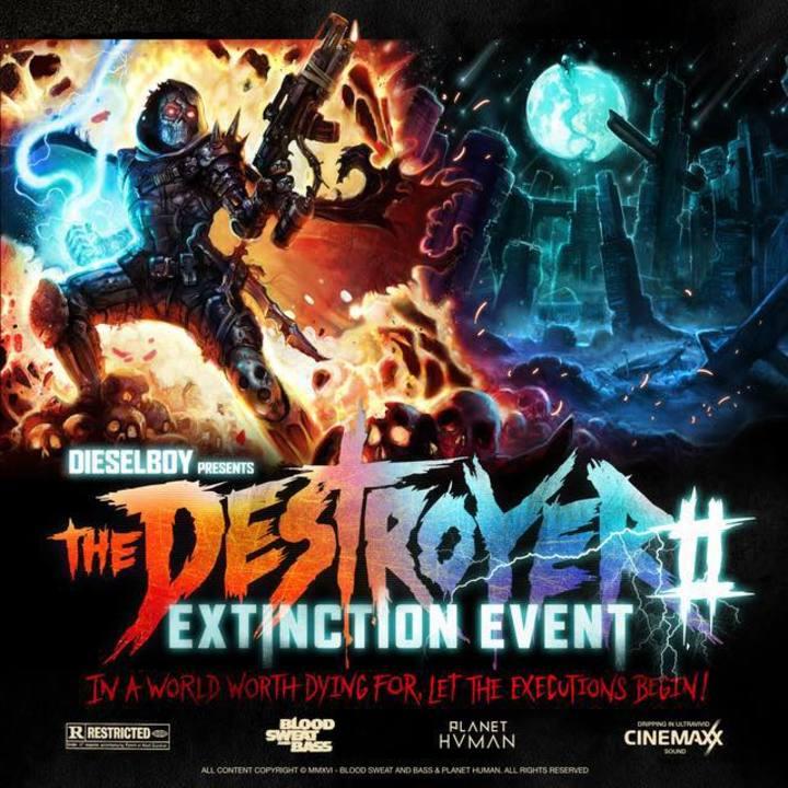 Dieselboy Tour Dates