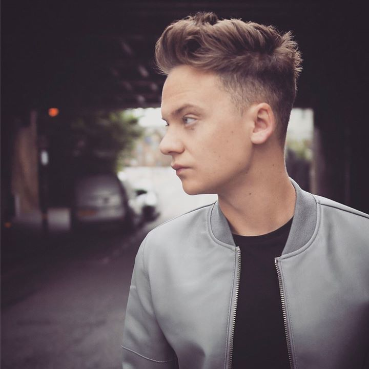 Conor Maynard Tour Dates