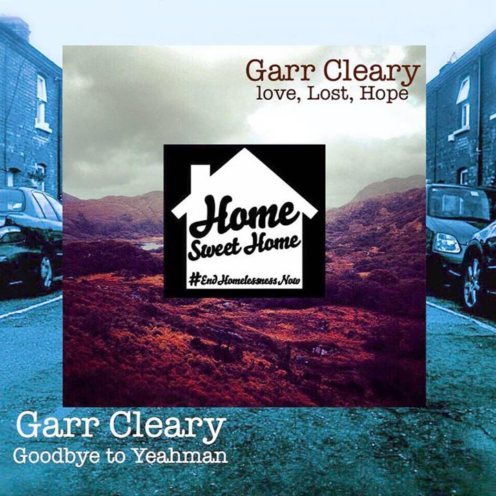 Garr Cleary Tour Dates