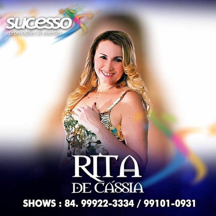 Rita de Cássia (Cantora e Compositora) Tour Dates