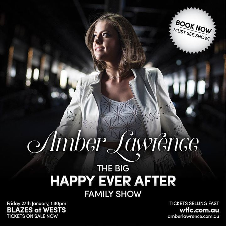 Amber Lawrence Tour Dates