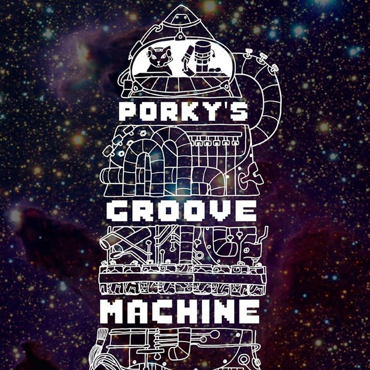 Porky's Groove Machine Tour Dates
