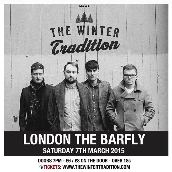 The Winter Tradition @ Buffalo Bar - Cardiff, United Kingdom