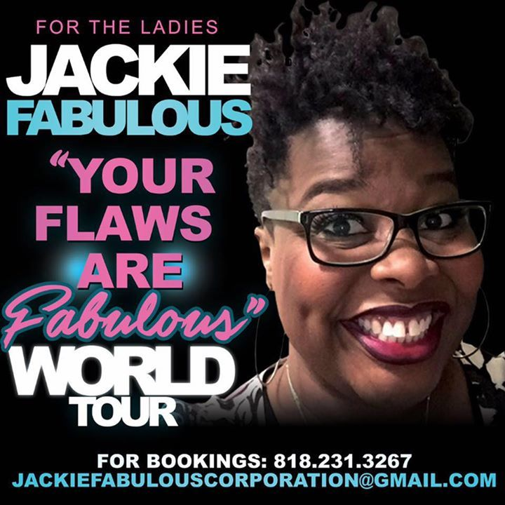 Jackie Fabulous @ Westside Comedy Theater - Santa Monica, CA