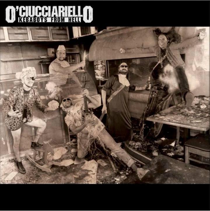O'CiucciariellO Tour Dates