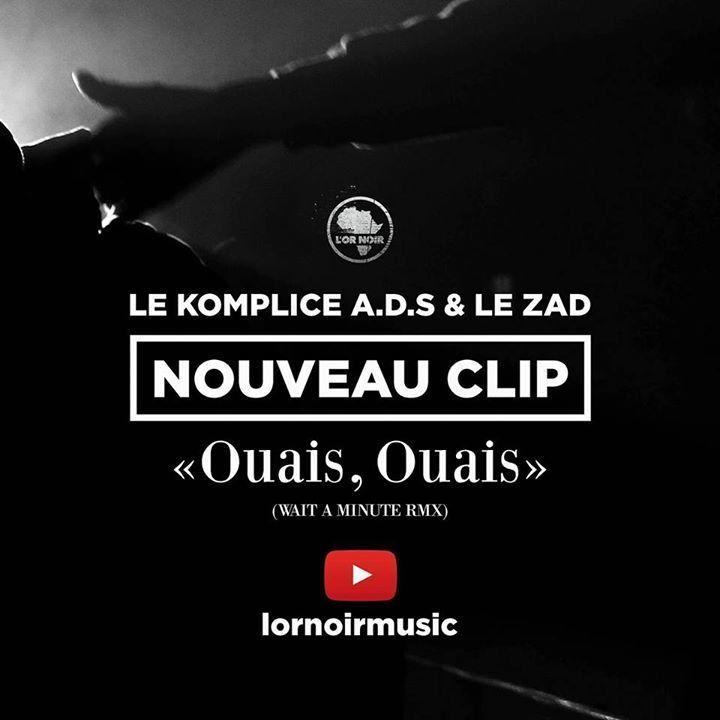 L'OR NOIR Tour Dates