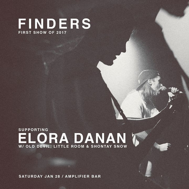 Finders Tour Dates