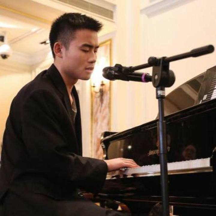 Max Wang Piano Tour Dates