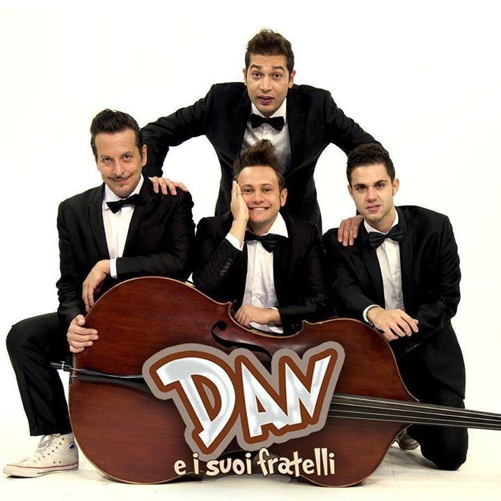 Dan e i suoi fratelli Tour Dates