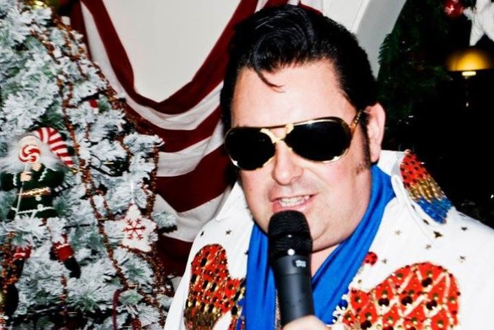 ELVIS ON TOUR  by Steven Tour Dates