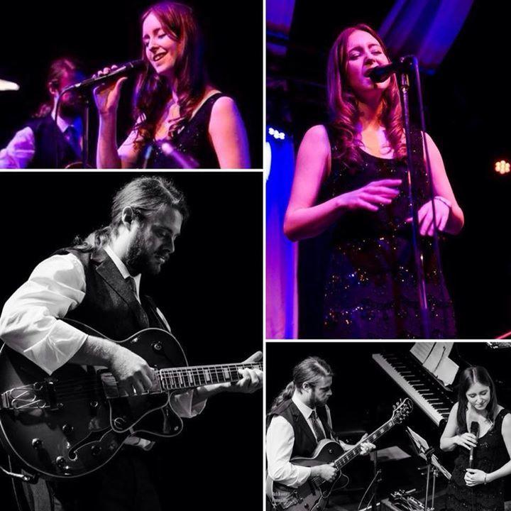 Dulcie May and Stephen Bridgland Jazz Duo Tour Dates